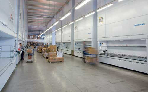 Vertical Storage Usa Automated Storage Systems