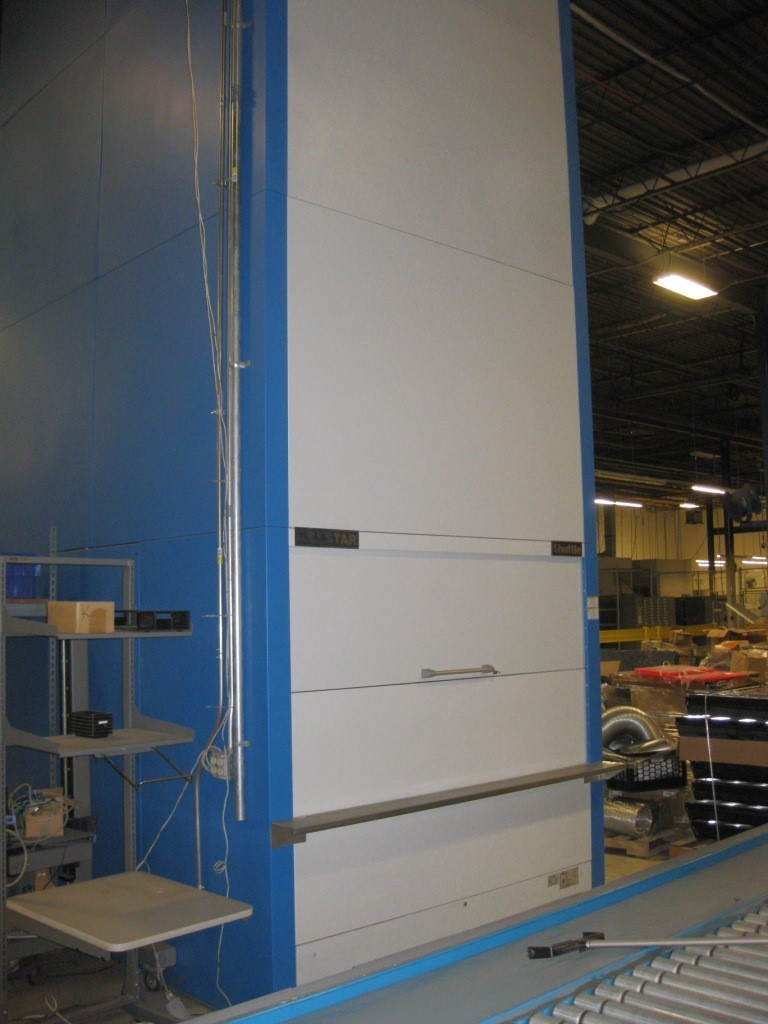 Used 2005 Remstar Vertical Lift Module  Shuttle  Model