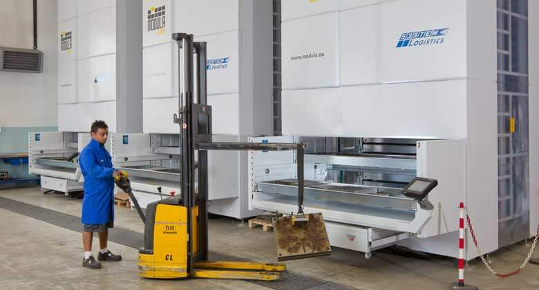 Modula Lift One-Tonne