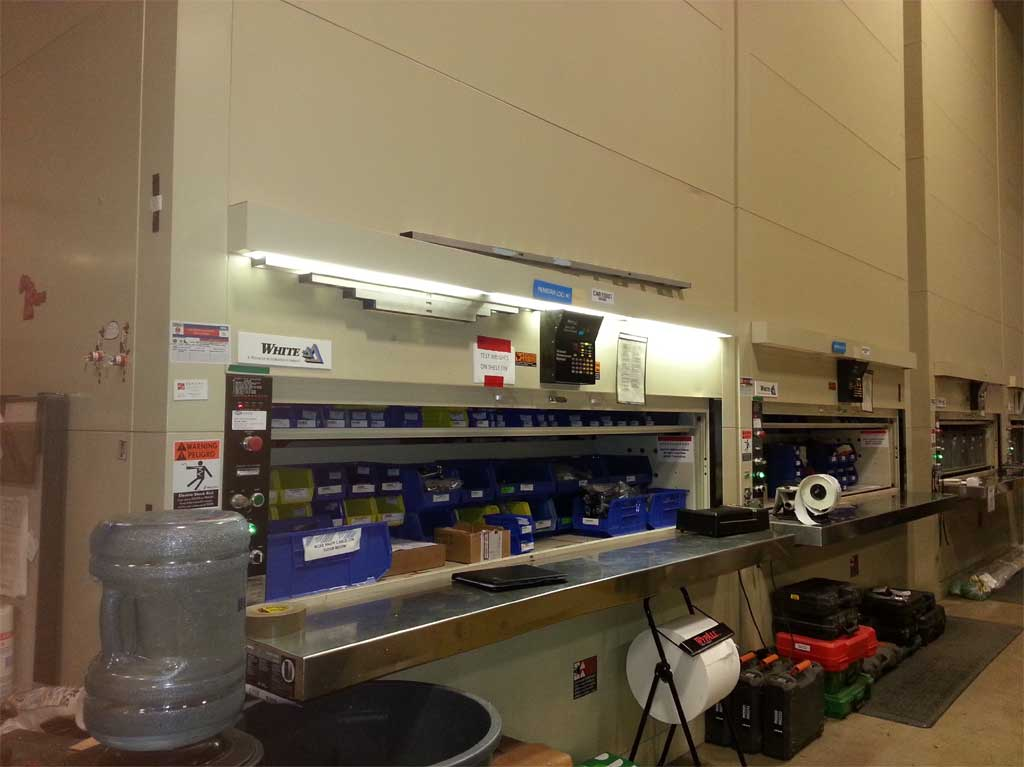 Used Vertical Storage System - TG2260