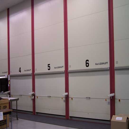 Used Hanel Lean Lifts