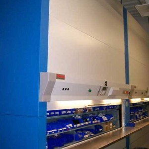 Used Vertical Storage Systems for Sale