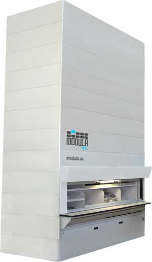 Modula Vertical Carousel Storage System