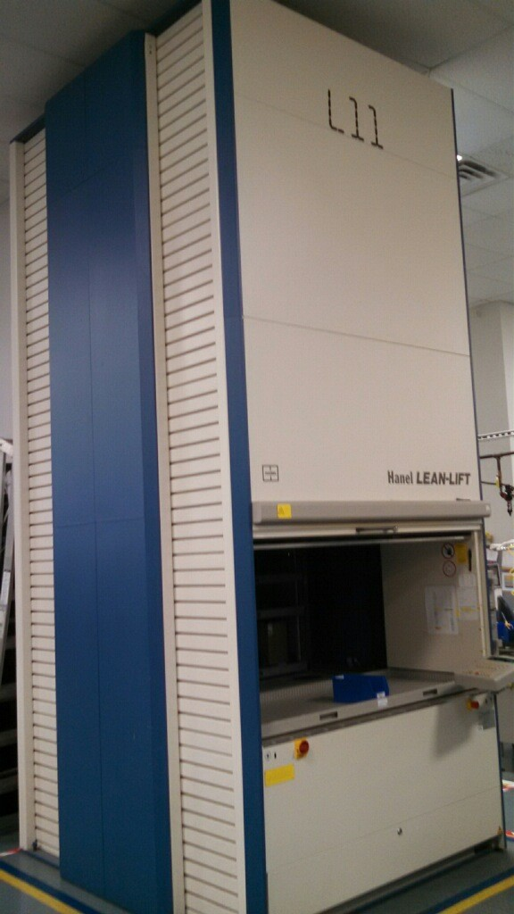 Used Vertical Lift Modules 2 Hanel Lean Lifts
