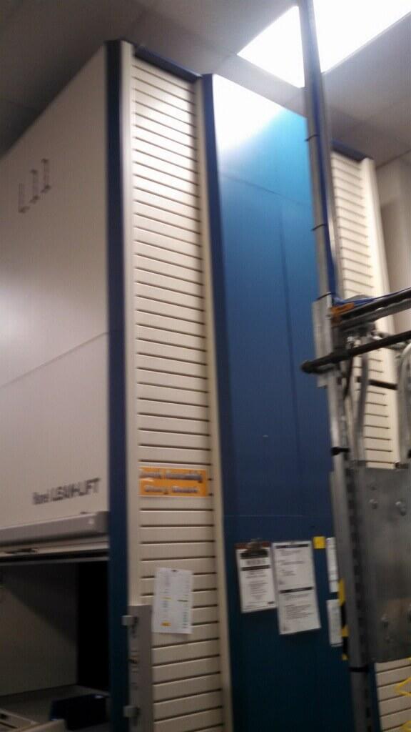 Hanel Lean Lift Vertical Lift Module